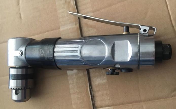 彎頭 L型正反轉氣鑽  夾頭10mm 鑽孔工具