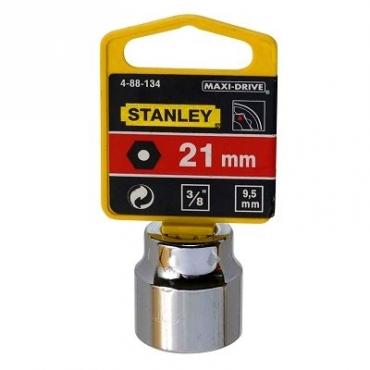 STANLEY套筒 3/8吋 X21mm