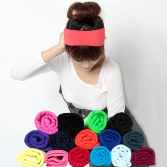 魔術頭巾 (素色款) - 防曬防塵抗菌速乾超柔軟,多種紮法讓您抗暑又有型~