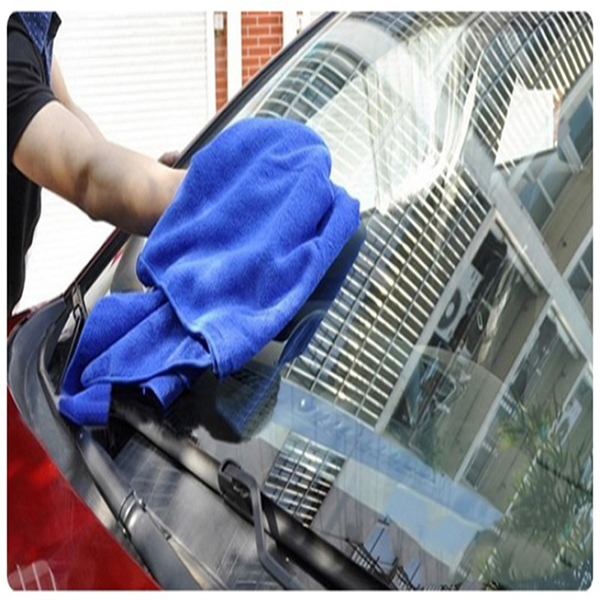 薄款洗車小毛巾美容擦車超細纖維超吸水洗車巾汽車用清潔擦車巾居家抹布