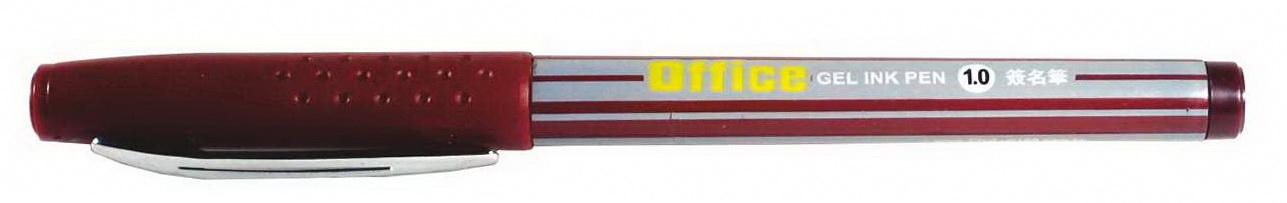 《☆享亮商城☆》A-1350 紅色 1.0中性簽名筆 巨倫