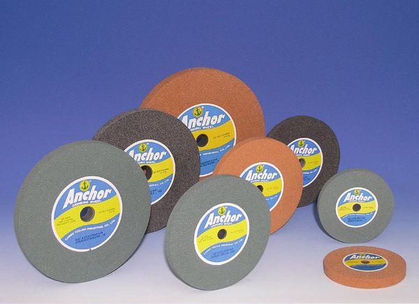 黑砂輪 8*3/4*5/8英吋 (200*19.6*15.88mm) 一般研磨砂輪 車床 銑床 加工 研磨