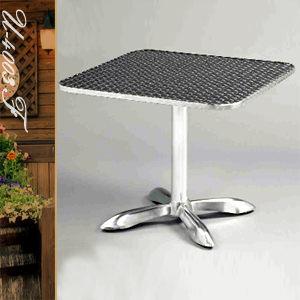方型餐桌.80CM鋁製正方桌.鋁全包邊.方型茶几.置物桌.洽談桌.餐桌子.庭園桌.推薦哪裡買專賣店