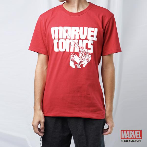 MARVEL漫威服飾 童裝親子裝 蜘蛛人漫畫風 短袖上衣T恤 [M20133803]