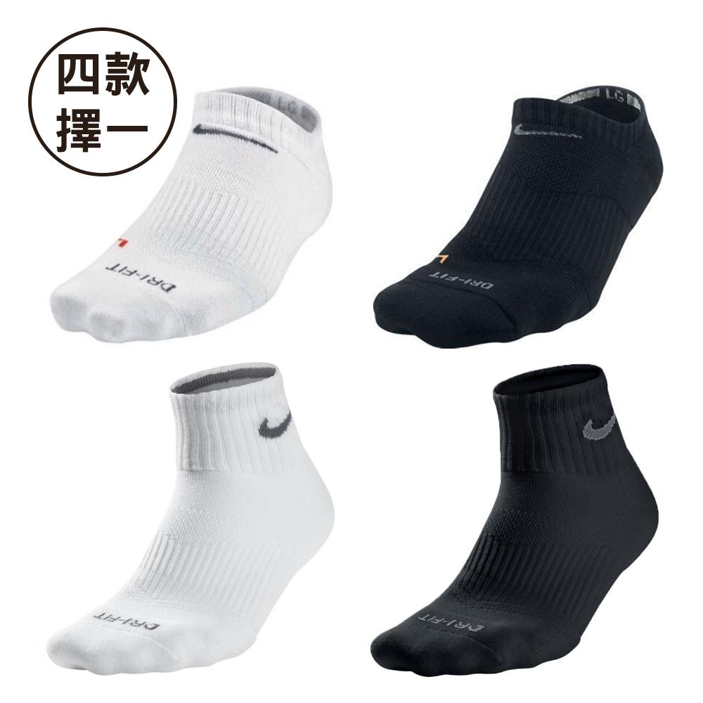 全館品牌運動襪 滿千現折百 NIKE 耐吉  DRI-FIT緩震短襪 SX4906001  Big-O Sports