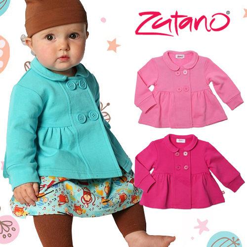 外套Zutano法式雙排釦傘狀外套RFT02