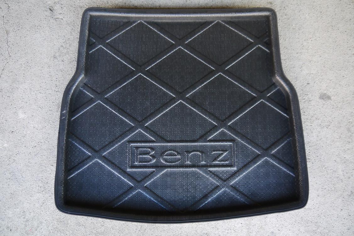 第二代BENZ賓士C-CLAS W204 C300 C200 C250 W205專用凹槽防水托盤防水墊防水防塵