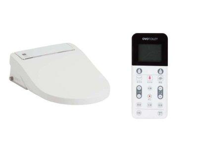 享樂衛浴OVO京典衛浴AT2010夜光照明-遙控型溫水洗淨便座