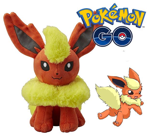 火精靈絨毛玩偶Pokemon寶可夢神奇寶貝日本正品S號娃娃該該貝比日本精品
