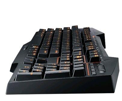華碩 梟鷹 STRIX TACTIC PRO 機械式電競鍵盤 全鍵防衝突(防鬼鍵)功能 【刷卡含稅價】
