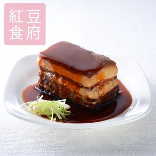 『紅豆食府』東坡肉 買就送紅棗核桃鬆糕(送完為止)