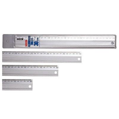 COX 40cm鋁合金直尺(CB-400)
