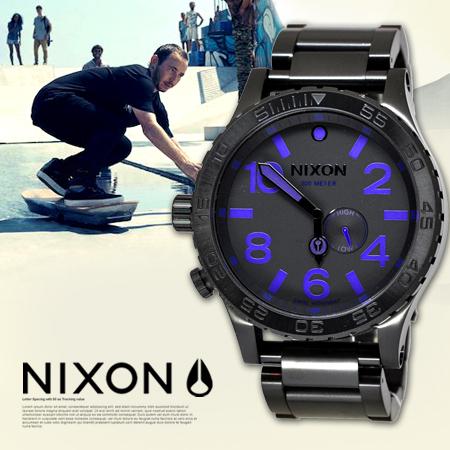 NIXON A057-714 51-30 TIDE美式休閒NIXON熱賣中