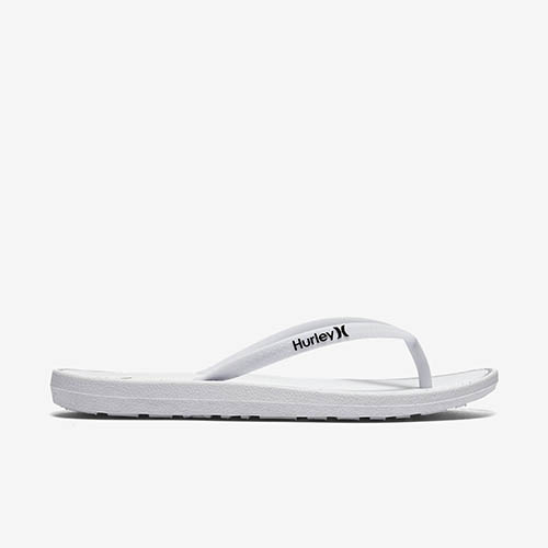 Hurley WOMEN S ONE ONLY SANDAL人字拖女白