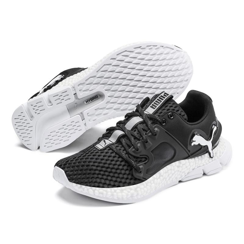 Puma Hybrid Sky 女 黑 慢跑鞋 運動鞋 訓練 跑步 健身 有氧 休閒鞋 彈性鞋底 舒適 緩衝 19257601