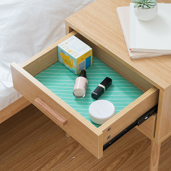 米菈生活館N345清新花色防水櫥櫃墊居家廚房加厚衣櫃抽屜防塵紙餐桌布