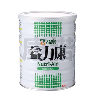 【益富】益力康 800g 單罐 營養品