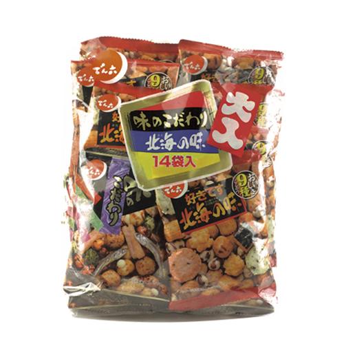 天六14袋綜合豆果子329g愛買