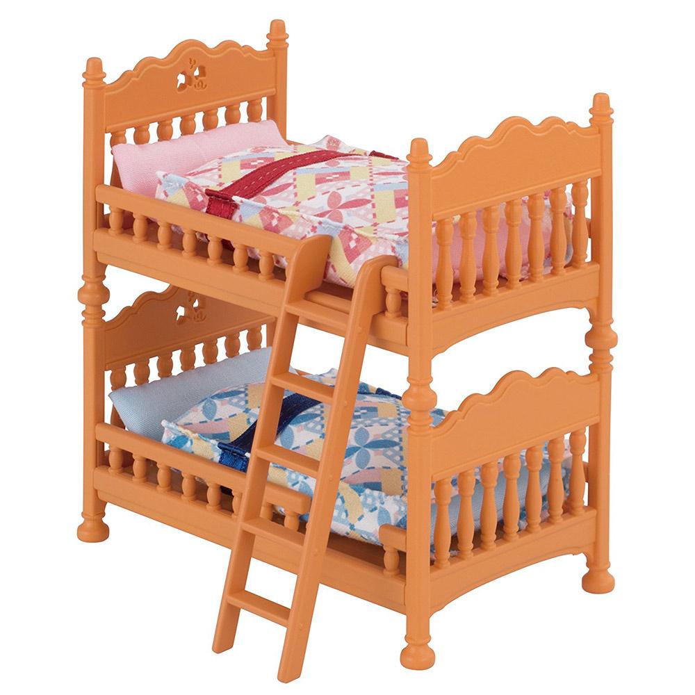 森林家族家具雙層床組
