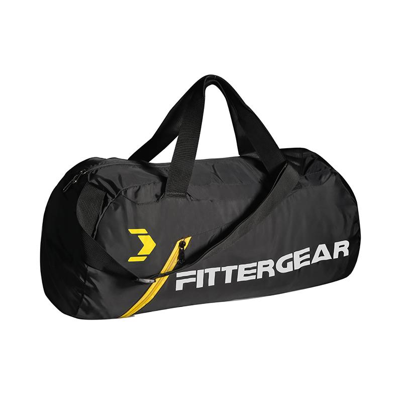 FitterGear健身運動側背包旅行袋健身袋大容量可折疊