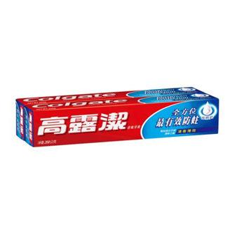 【高露潔】清香薄荷牙膏 200g*2入