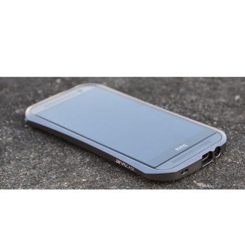 DEVILCASE惡魔玻璃保護貼for HTC M8