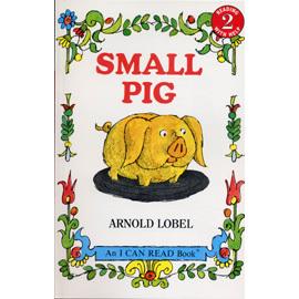 (汪培廷的英文書單)An I Can Read系列:SMALL PIG / L2