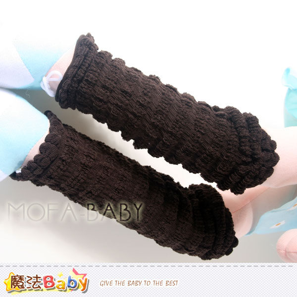 針織彈性小腿保暖襪套(不挑色,隨機出貨) 魔法Baby