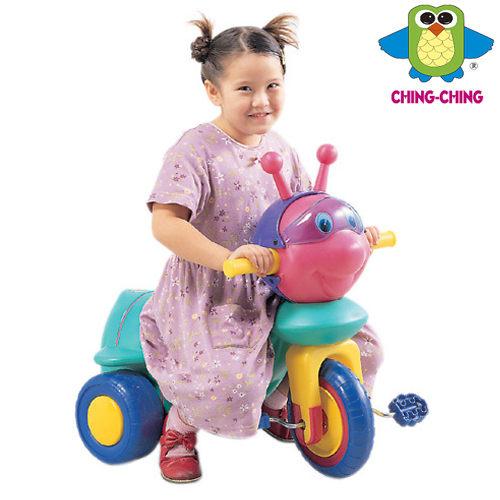 親親Ching Ching童車系列可愛蜜蜂三輪車TR-02