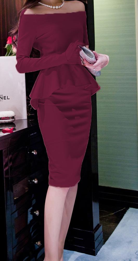 45 Design晚裝禮服胖媽媽裝訂婚喜慶旗袍禮服大尺寸5XL 6XL 7XL 8XL中國風旗袍禮服