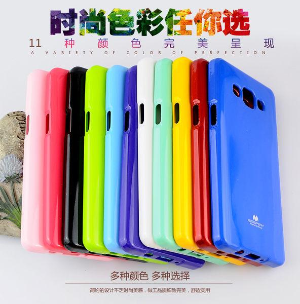 King*Shop~韓國GOOSPERY三星A700手機套GALAXY A7閃粉殼TPU軟矽膠套手機保護套