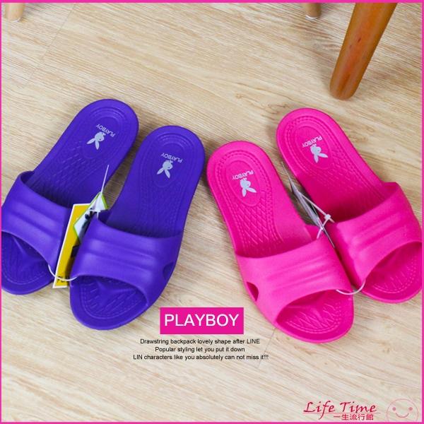 《最後5個》PLAYBOY 正版 室內拖鞋 防滑 浴室拖鞋 居家鞋 B21618