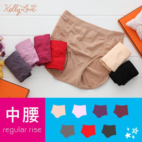 立體剪裁印花內褲.輕盈、舒適、透氣、耐穿【4996】凱莉愛內衣