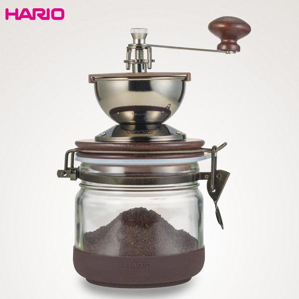 HARIO 創新保鮮手搖磨豆機