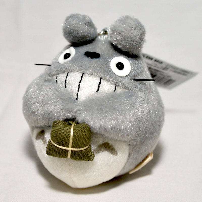 TOTORO笑笑龍貓吊飾鑰匙扣日本限定正版商品