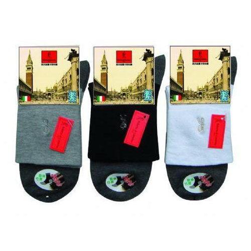【義大利名牌】Roberta di Camerino 諾貝達, 女性短襪, 竹炭抗菌除臭寬口無壓力 款 - 普若Pro襪子專賣館