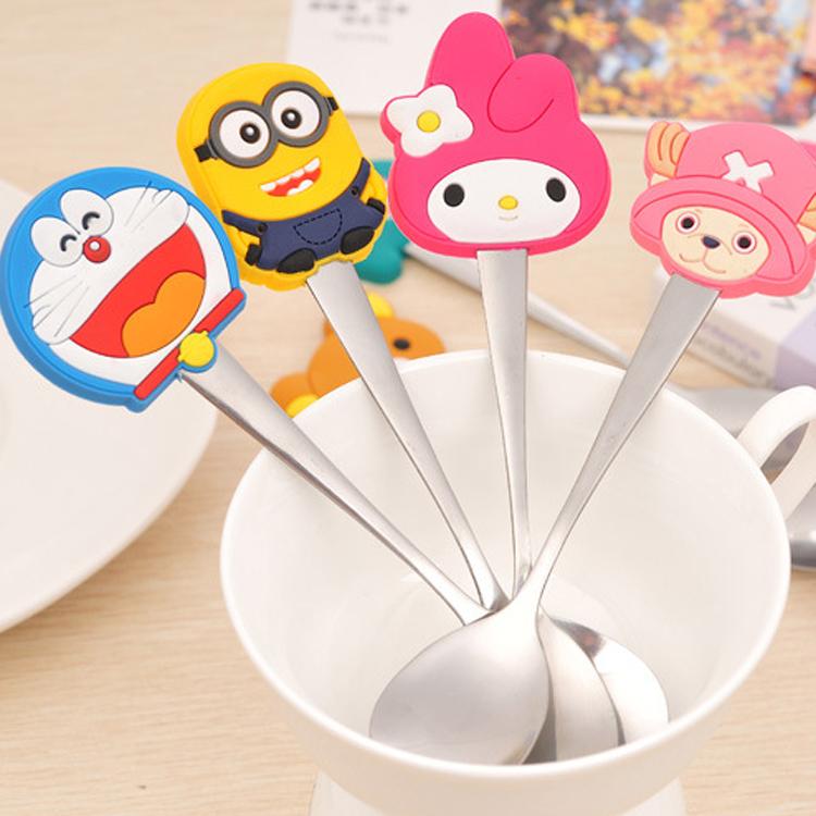 【TT】創意 可愛卡通勺子 調羹活動獎品實用學生日六一兒童節小禮物