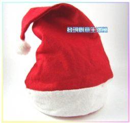 聖誕帽 耶誕節 聖誕節禮物(紅色)-艾發現