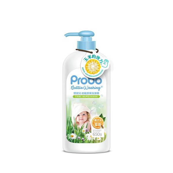 快潔適 博寶兒奶瓶蔬果洗潔精-650g