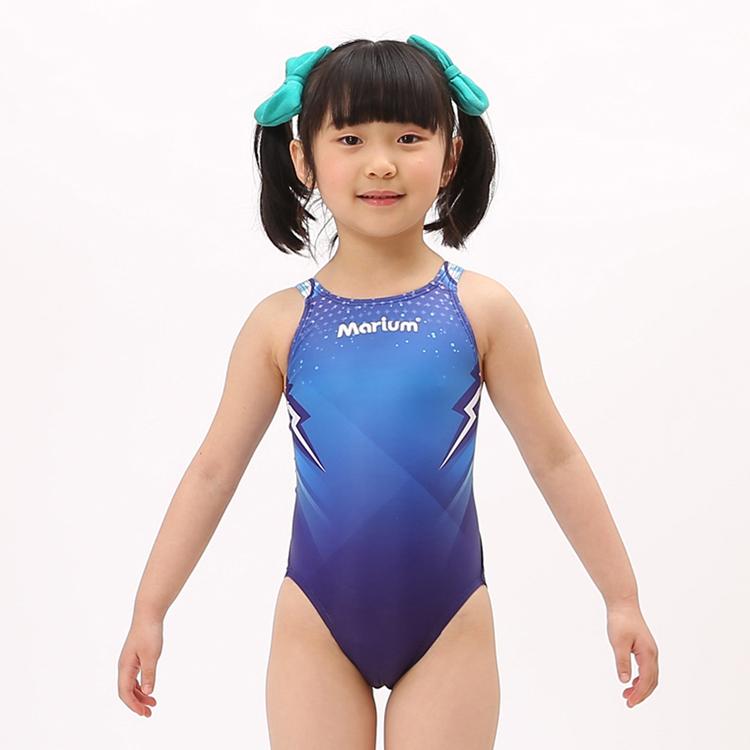 MARIUM小女競賽型泳裝MAR-6011WJ