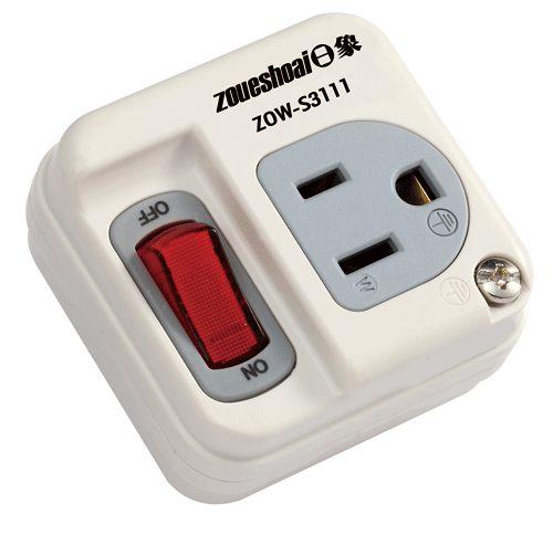 ZOW-S3111日象高負載安全璧插