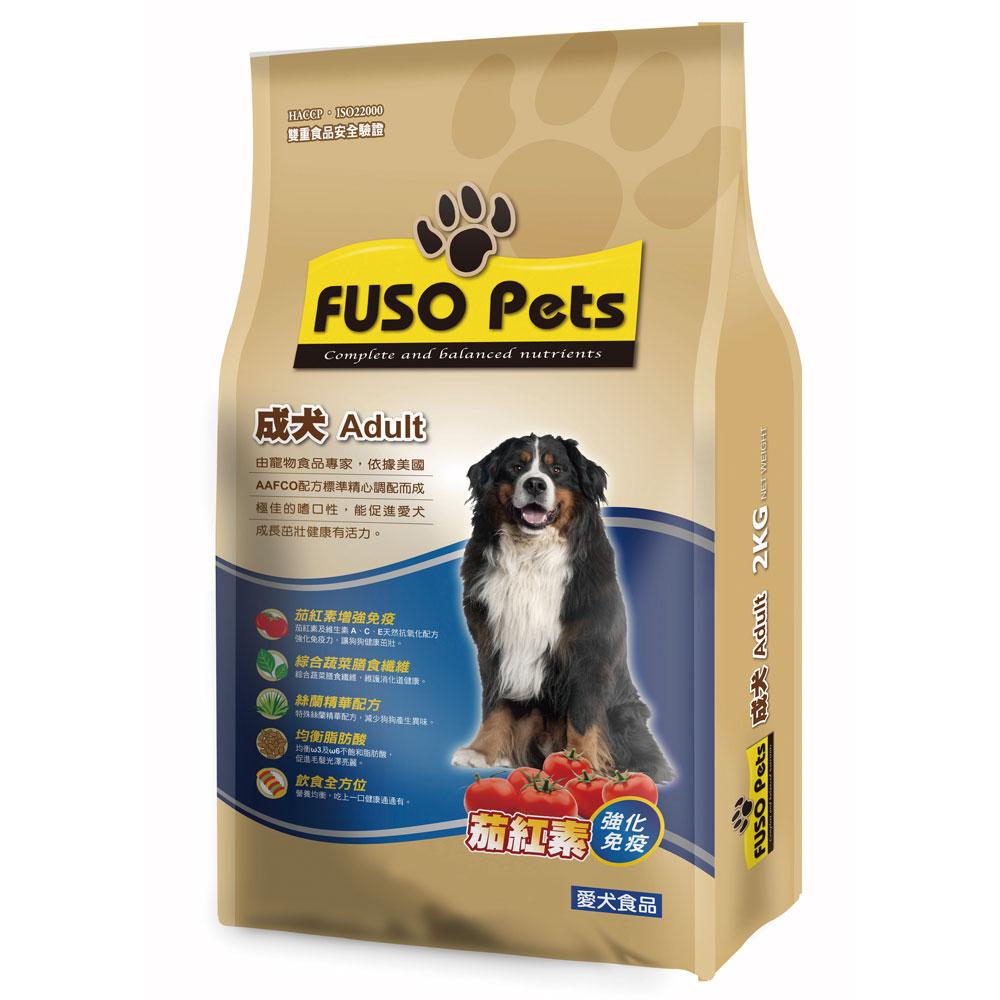 【FUSO Pets-愛犬系列】成犬 2Kg