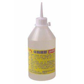 【巨倫量販區】 A-1003B-L 100ml大保麗龍膠 1打(12瓶)