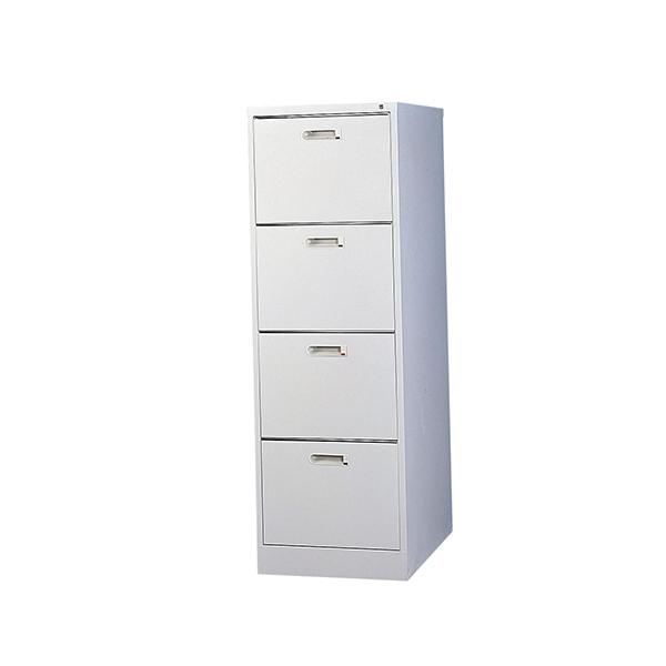 【YUDA】UK-4卡片箱 檔案櫃/鐵櫃(10輪) 抽屜櫃 公文櫃