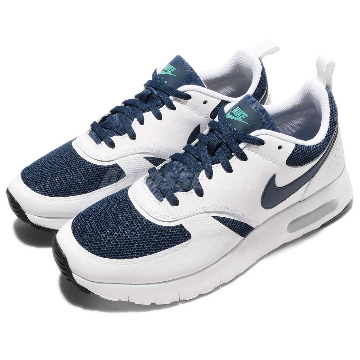 Nike休閒慢跑鞋Air Max Vision GS白藍休閒鞋運動鞋女鞋大童鞋PUMP306 917857-400