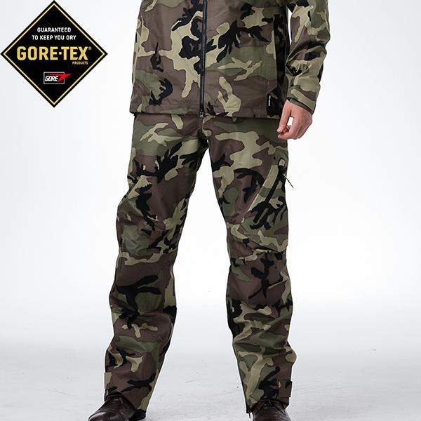 【FOXFRIEND】GORE-TEX 防風防水透氣專業3-layers 超耐磨探險長褲P565