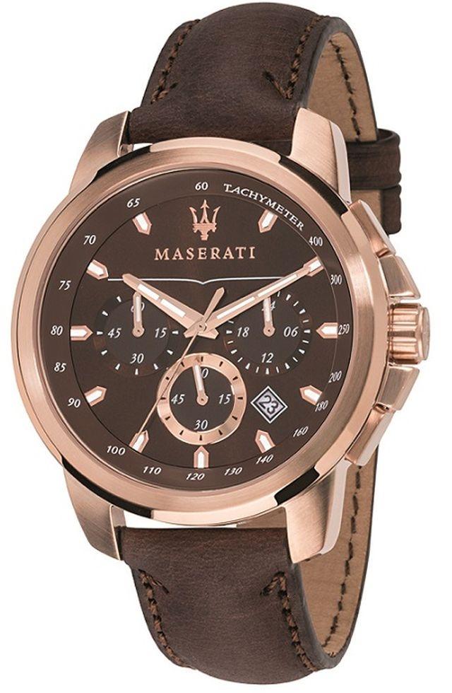 MASERATI WATCH-瑪莎拉蒂手錶-紳咖啡款-R8871621004-錶現精品公司-原廠正貨-鏡面保固一年
