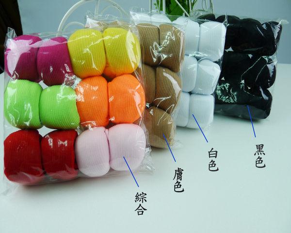 衣心衣足12雙入條紋糖果襪1 2襪00013