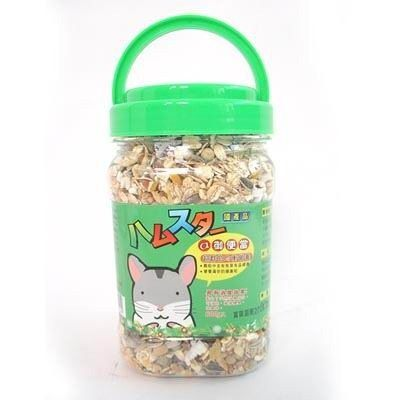 培菓平價寵物網荷蘭鼠的御便當鼠主食600g*1罐