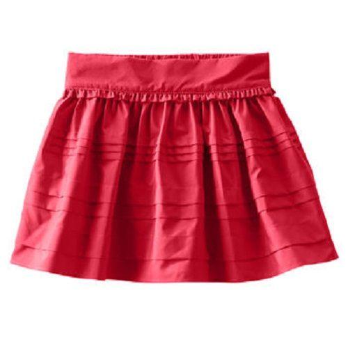 OshKosh裙子紅色短裙